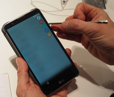 LG Stylus 2 toestel