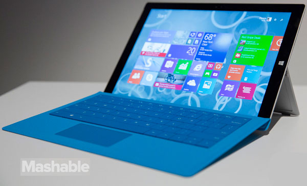 Microsoft Surface Pro 4 hoesjes shop4tablethoes