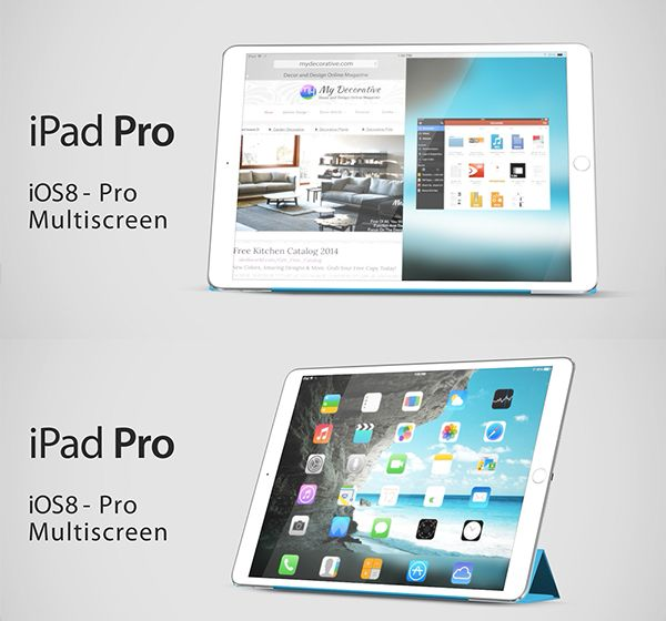 iPad Pro Shop4Tablethoes