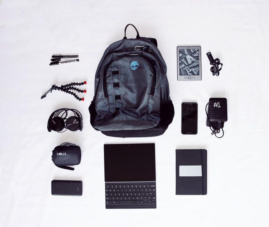 GoPro HERO7 accessoires set en opbergtas