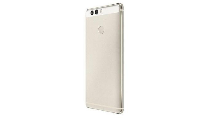 Huawei P9 Lite telefoon rechtopstaand