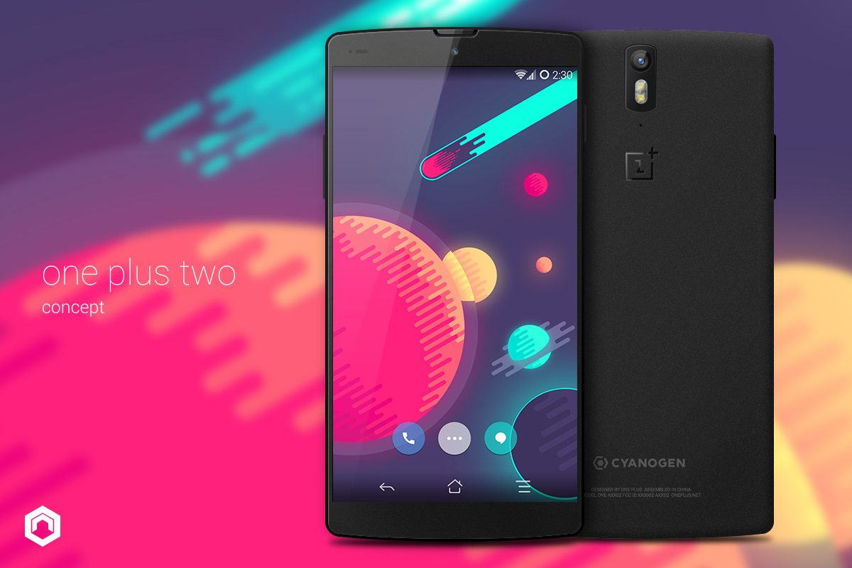 OnePlus Two afbeelding Shop4Hoesjes