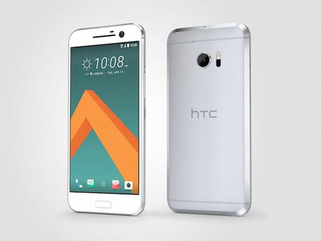 HTC 10 toestel zilver