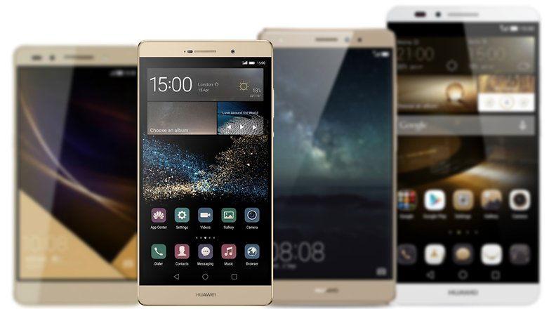 Huawei P9 toestel