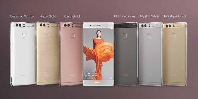 Huawei P9 Plus hoesjes shop4hoesjes