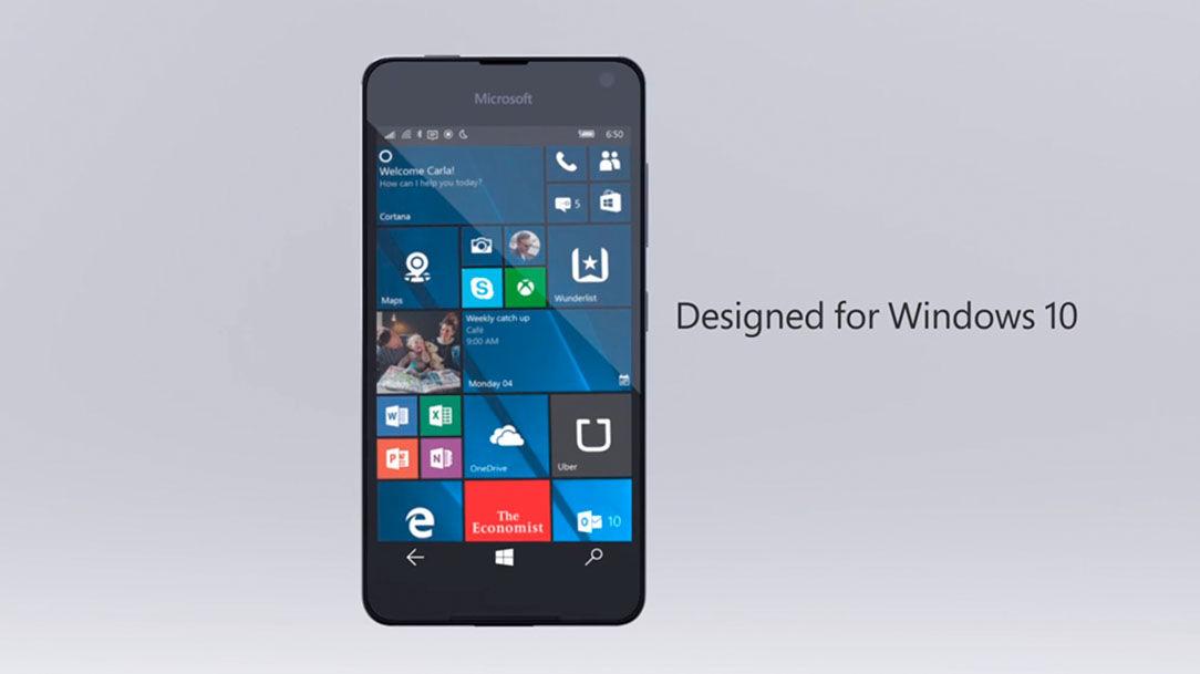 Microsoft Lumia 650 hoesjes Shop4hoesjes