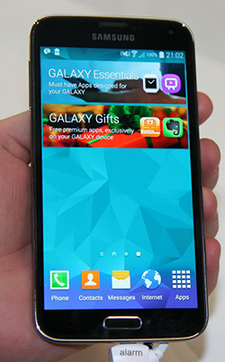 Samsung Galaxy S5 Neo Shop4Hoesjes
