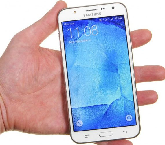 Samsung Galaxy J7 2016 toestel