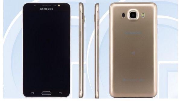 Samsung Galaxy J7 toestel