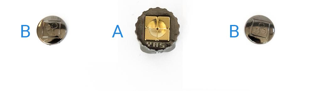 Shop4 - Magnetische autohouder Ventilatierooster voor telefoons (K2)